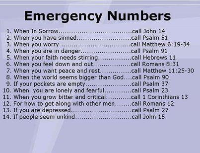 emergencynumbers