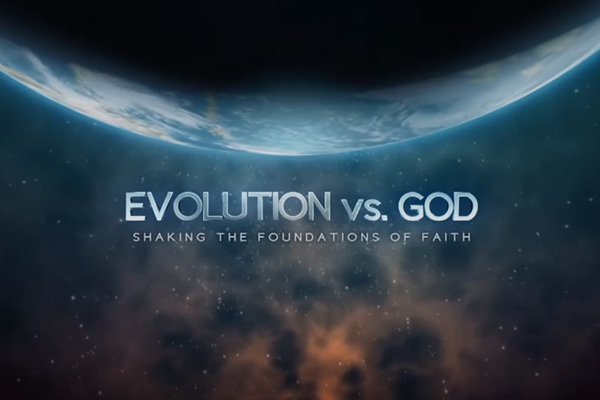 evolutions-vs-God