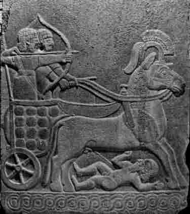 The-Hittites-relied-on-their-mastery-of-the-chariot